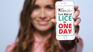 Get Rid of Lice in 1 Day!
