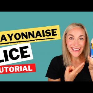 Mayonnaise For Lice Video Tutorial