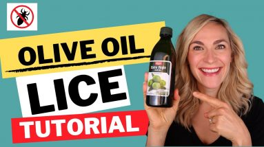 Olive Oil For Lice Video Tutorial